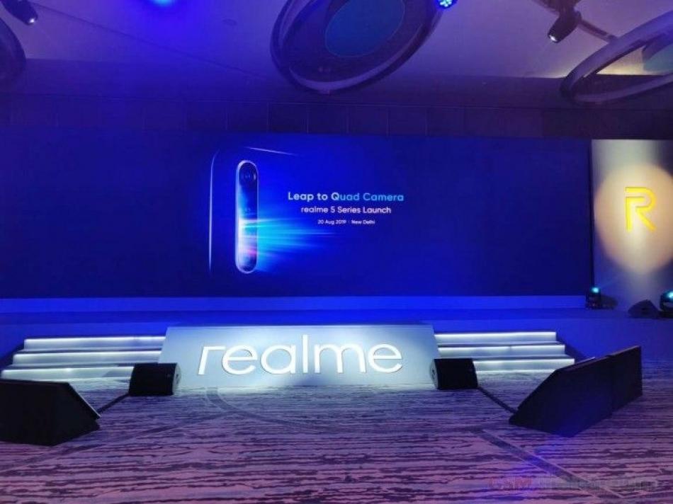 رسمياً ريلمي تعلن عن هاتفي Realme 5 و Realme 5 Pro