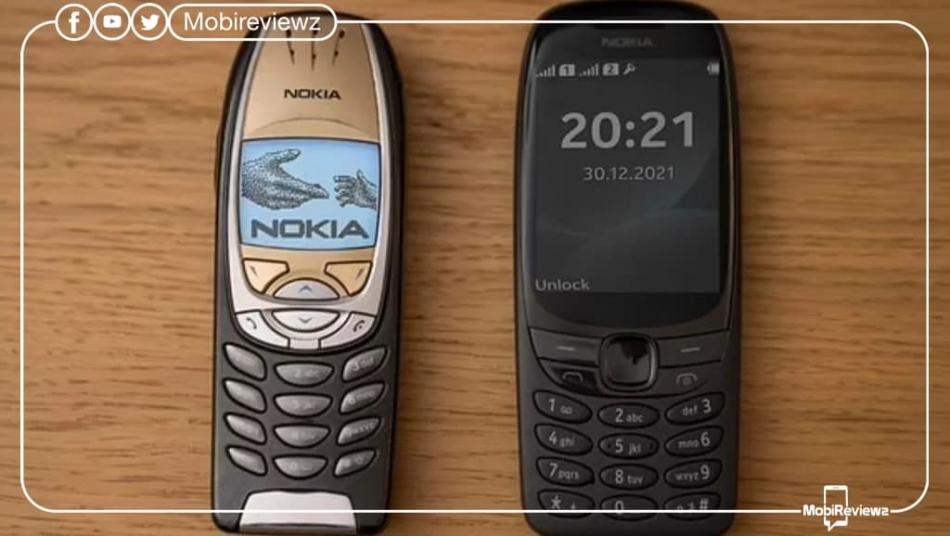 نوكيا تثير الحنين إلى الماضي مع إصدارها لهاتف Nokia 6310 20th Anniversary Edition الجديد