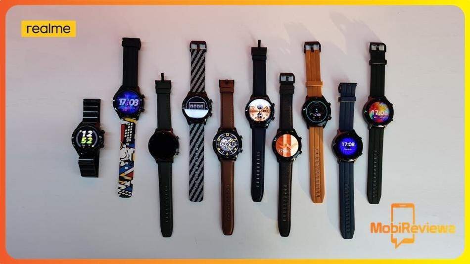 ريلمي تُشوق لساعتها الجديدة Realme Watch S Pro