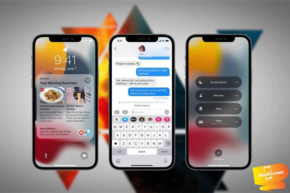 تعرّف على ميزات نظام iOS 15 والأجهزة المؤهلة وموعد إطلاق التحديث