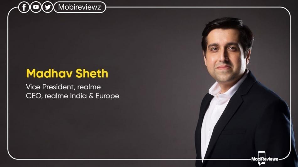 تعيين Madhav Sheth رئيسًا للأعمال الدولية لشركة Realme