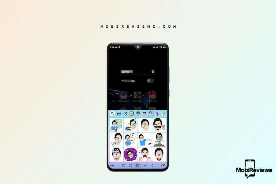 شرح كيفية عمل رموز تعبيرية  لوجهك على هواتف الاندرويد [Emoji]