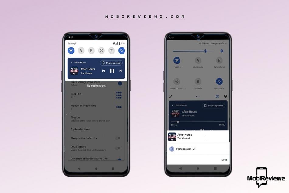 تطبيق Power Shade يجلب ميزة التحكم بالوسائط الجديدة الخاصة بنظام اندرويد 11 لجميع الهواتف