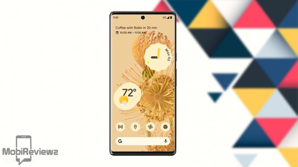 تحميل الخلفيات الرسمية لهاتف Google Pixel 6 Pro قبل الإطلاق