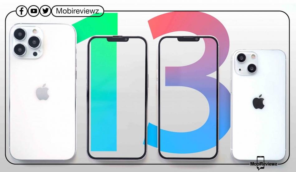 تحميل الخلفيات الرسمية لهاتف iPhone 13 Pro بدقة +FHD