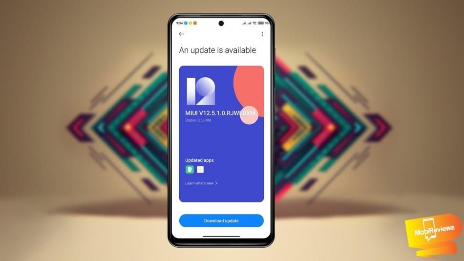 تحميل تحديث MIUI 12.5 الرسمي لهاتف Redmi Note 9S مع شرح التثبيت