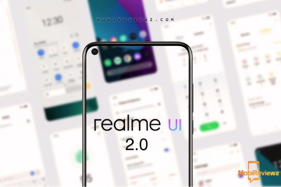 تعرّف على ميزات واجهة ريلمي الجديدة Realme UI 2.0 المبنية على اندرويد 11