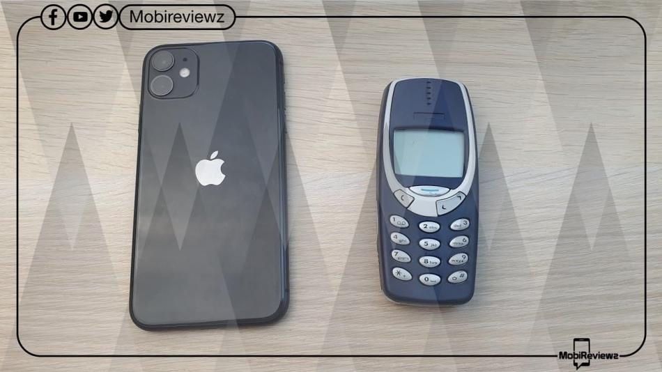 تحدي السقوط بين الهاتفين Apple iPhone 13 Pro وNokia 3310 والنتيجة صادمة