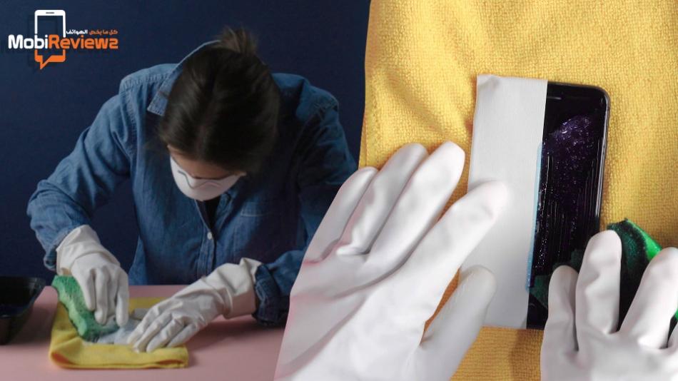 كيفية تطهير الهاتف الذكي الخاص بك للوقاية من خطر فيروس كورونا