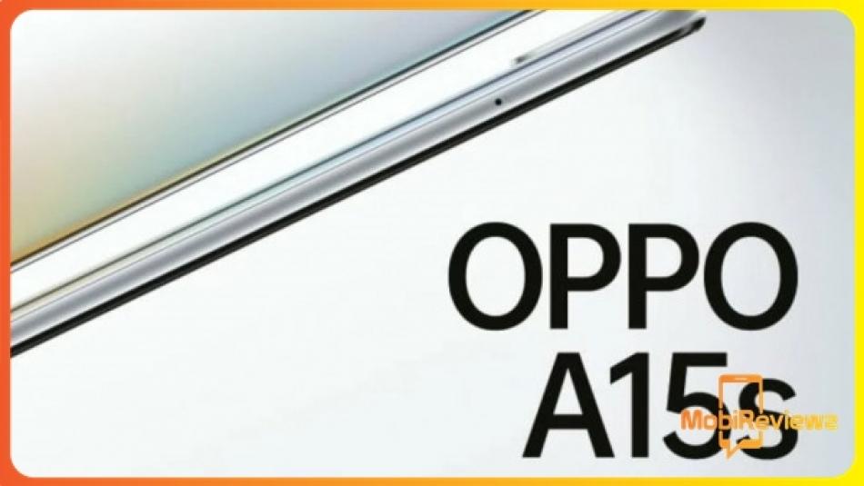 ظهور المواصفات الرئيسية لهاتف Oppo A15s في ملصقٍ إعلاني