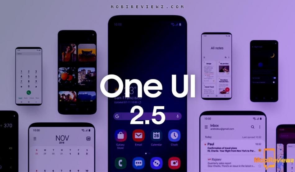 تعرّف على ميزات واجهة سامسونج One UI 2.5 والهواتف التي ستحصل على التحديث الجديد