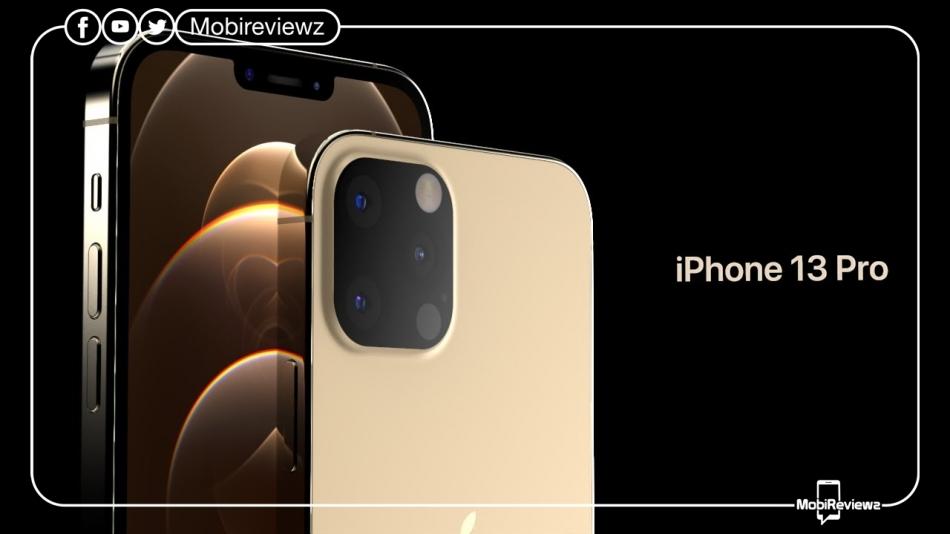 شائعات: آبل ستقلل حجم النتوء في هواتف آيفون 13 وتقارير عن عودة الـ TouchID