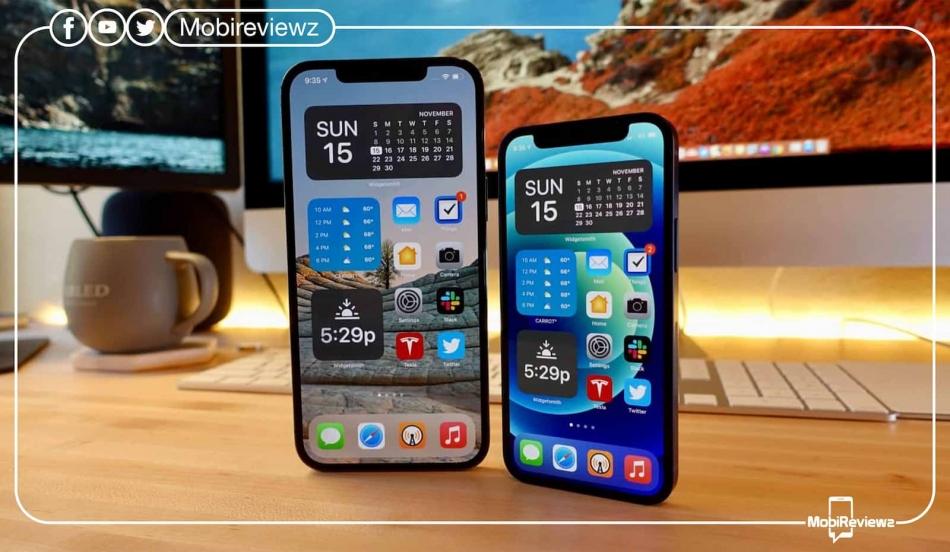 سلسلة iPhone 14 قد تأتي بشاشة LTPO OLED تدعم معدل تحديث 120 هرتز