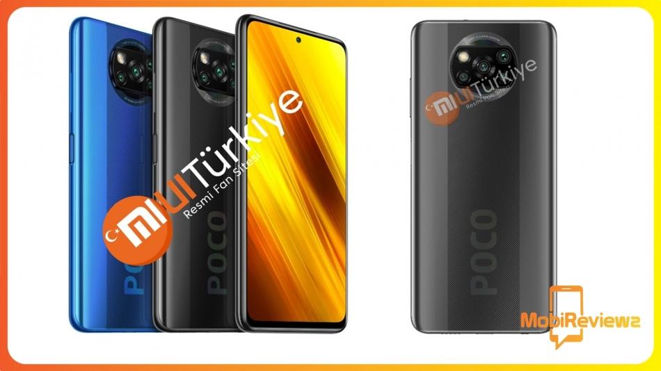 حصري: تسريب مواصفات وصور وموعد الإعلان عن هاتف Poco X3