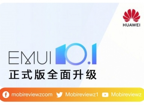 تحديث EMUI 10.1 يشق طريقه خارج سلسلة هواوي بي 40