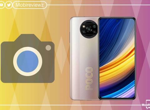 تحميل جوجل كاميرا لهاتف Poco X3 Pro مع شرح التثبيت وأفضل الإعدادات