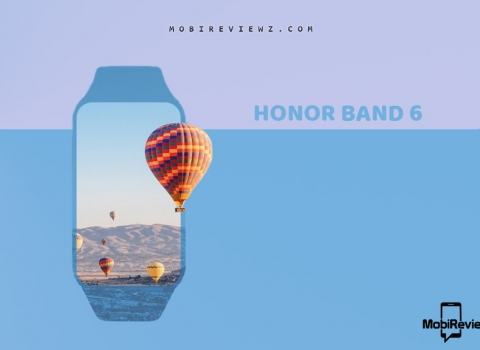 شركة هونور تحدد 3 نوفمبر موعد إطلاق السوار الذكي Band 6