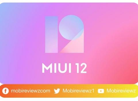 طرح واجهة MIUI 12 عالميًا وستبدا بالوصول لـ 47 هاتف