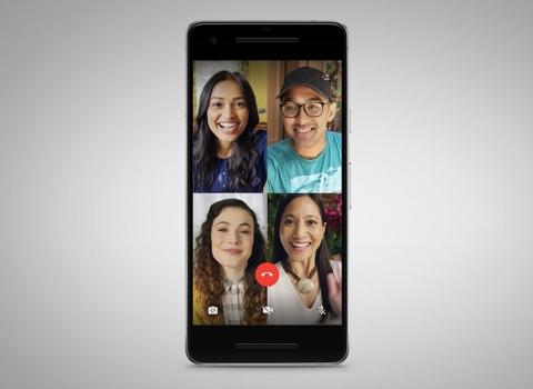 طريقة تفعيل مكالمات الفيديو الجماعية على الواتساب لهواتف الأندرويد والآيفون