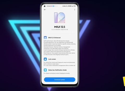 تحميل تحديث MIUI 12.5 Enhanced الرسمي لهاتف Mi 11 Ultra مع شرح التثبيت [الإصدار المحسّن]