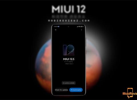 تحميل تحديث MIUI 12.5 (اندرويد 11) لهاتف Redmi Note 8 Pro مع شرح التثبيت [إصدار تجريبي]