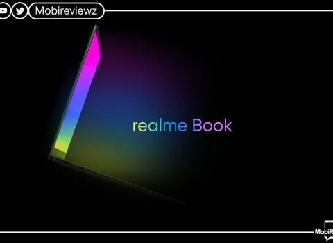 ريلمي تُشوق لأول حاسب دفتري لها Realme Book ولوحي Realme Pad