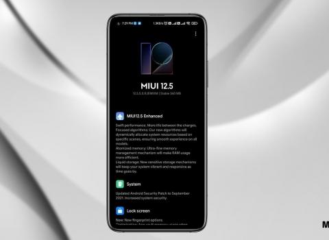تحميل تحديث MIUI 12.5 Enhanced الرسمي لهاتف Redmi Note 9T 5G مع شرح التثبيت [الإصدار المحسّن]