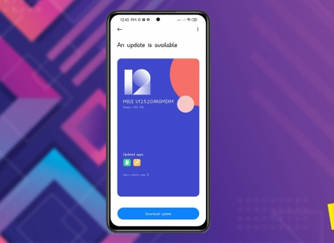 تحميل تحديث MIUI 12.5 الرسمي لهاتف شاومي Redmi Note 10 مع شرح التثبيت