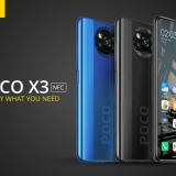 رسميًا إطلاق هاتف Poco X3 NFC بمعالج سناب دراجون 732G وسعر منافس للغاية